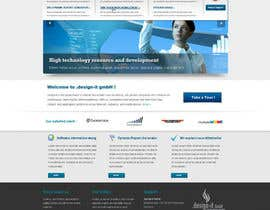 nº 30 pour Website Design for .design-it GmbH - software.internet.consulting par trojanbuster
