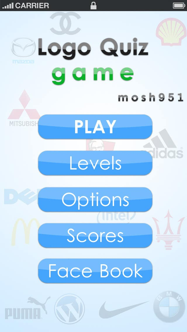 User Interface / IA Contest Entry #12 for Design Mockup/Graphics for Android Game
