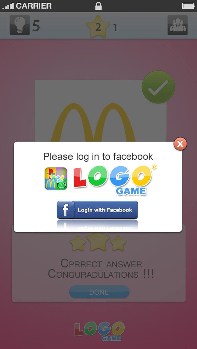 User Interface / IA Contest Entry #34 for Design Mockup/Graphics for Android Game