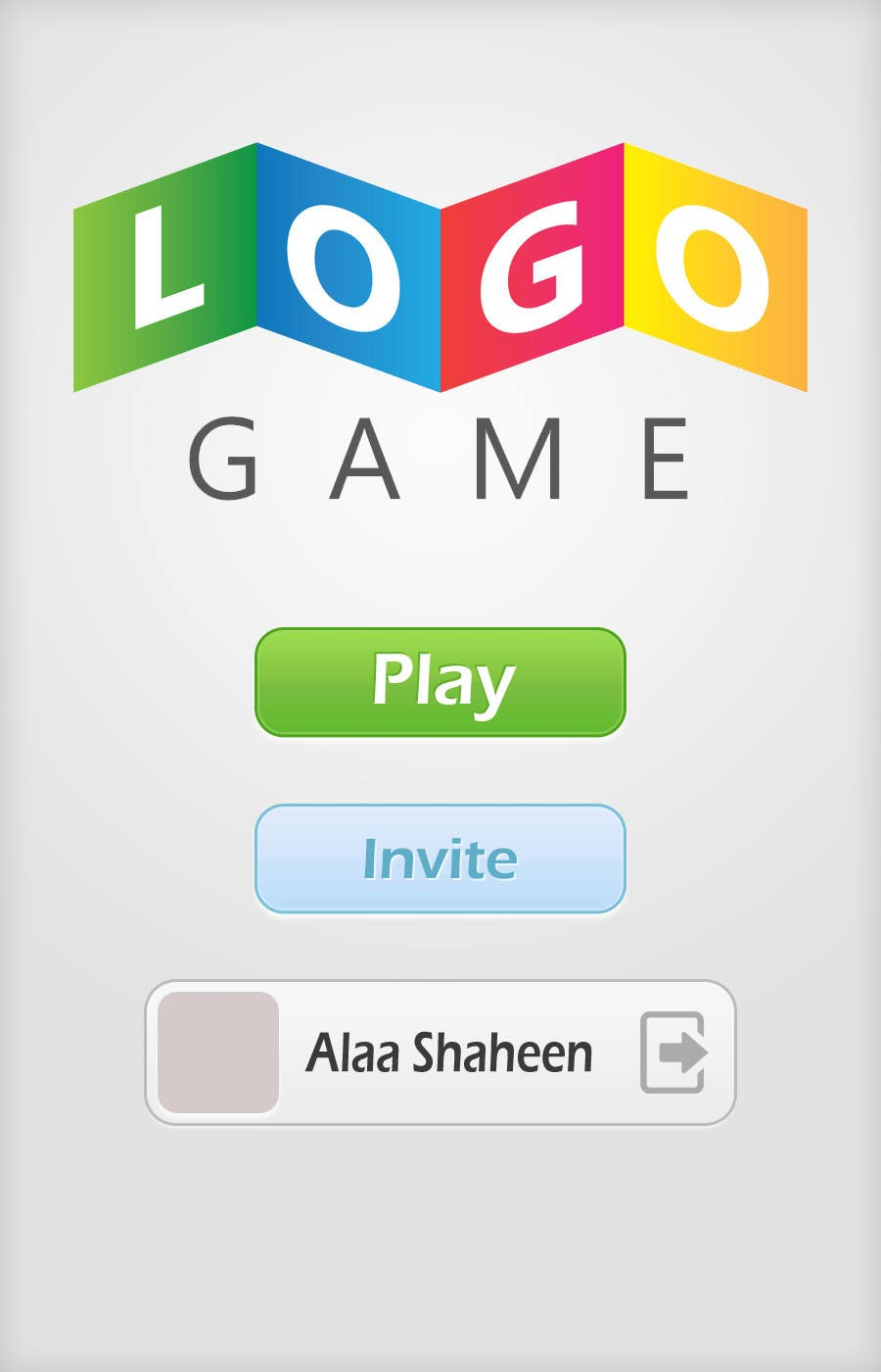 User Interface / IA Contest Entry #37 for Design Mockup/Graphics for Android Game