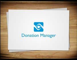 nº 75 pour Design a Logo for Donation Manager par trying2w
