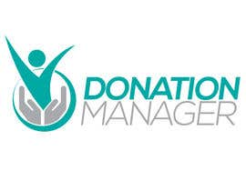 nº 99 pour Design a Logo for Donation Manager par vernequeneto