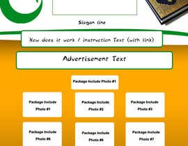 #7 for Design a Flyer for Quran Reading Pen by wilfridosuero