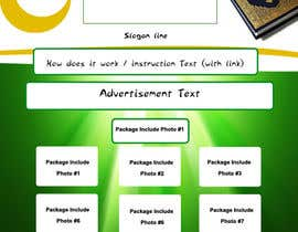 #9 for Design a Flyer for Quran Reading Pen af wilfridosuero