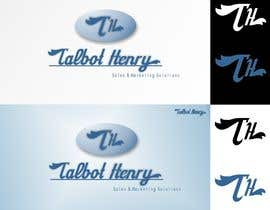 #32 untuk Design a Logo for Talbot Henry Sales & Marketing Solutions oleh skbirdi