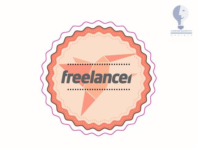 Bài tham dự cuộc thi #                                        8                                      cho                                         Help the Freelancer design team design a new die cut sticker