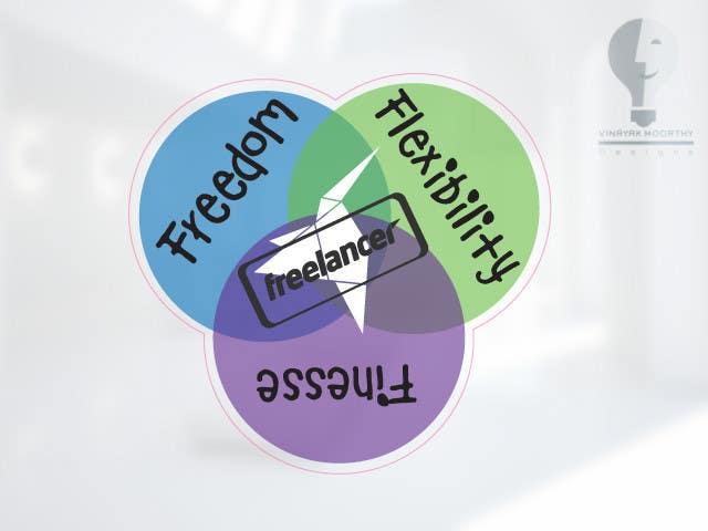 Bài tham dự cuộc thi #                                        38                                      cho                                         Help the Freelancer design team design a new die cut sticker