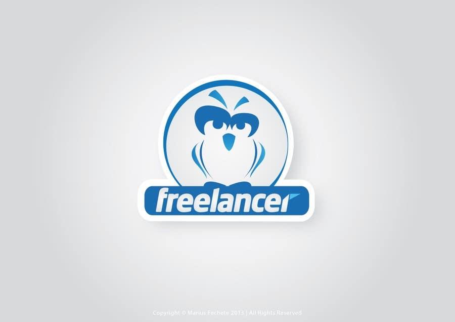 Bài tham dự cuộc thi #                                        89                                      cho                                         Help the Freelancer design team design a new die cut sticker