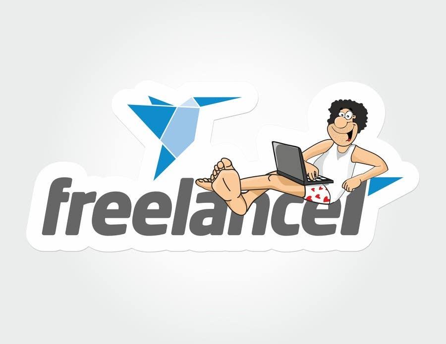 Bài tham dự cuộc thi #                                        95                                      cho                                         Help the Freelancer design team design a new die cut sticker