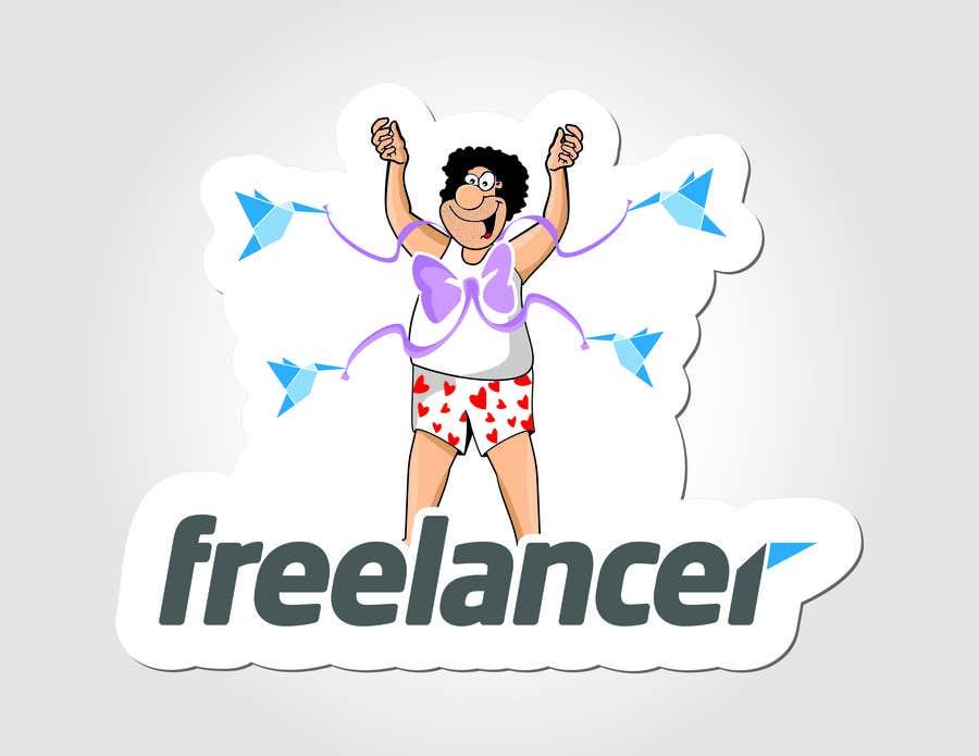 Bài tham dự cuộc thi #                                        97                                      cho                                         Help the Freelancer design team design a new die cut sticker