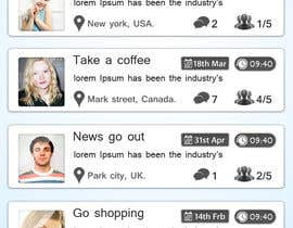 #5 for Design an App interface af dreamstudios0
