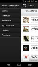 #4 for Design an App interface by Vaporz3K