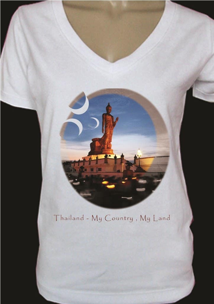 Participación en el concurso Nro.68 para T-Shirt Design for Thai Flood Victims