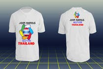 Entrada de concurso de Graphic Design #57 para T-Shirt Design for Thai Flood Victims