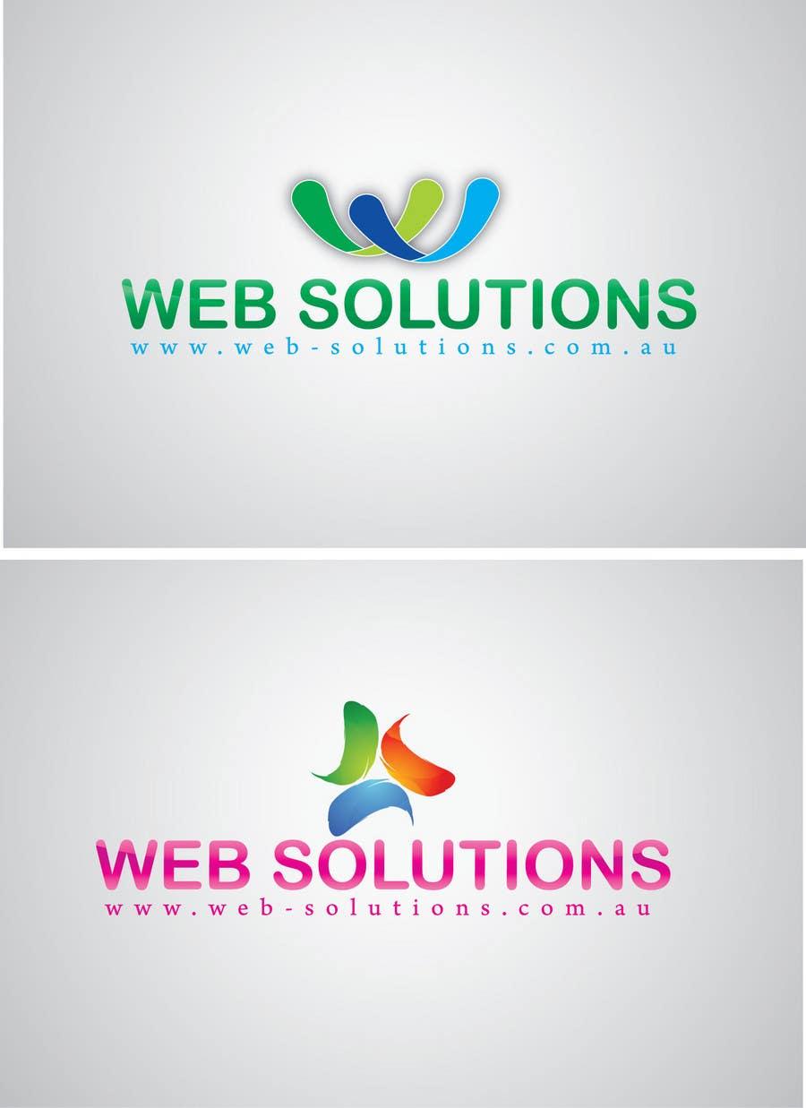 """Intrarea #120 pentru concursul """"Graphic Design for Web Solutions"""""""