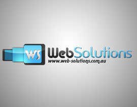 #185 for Graphic Design for Web Solutions af Egydes