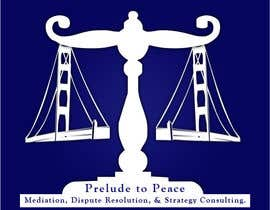 #29 para Design a Legal industry logo for: Prelude to Peace Mediation, Dispute Resolution, & Strategy Consulting. por vrhisy