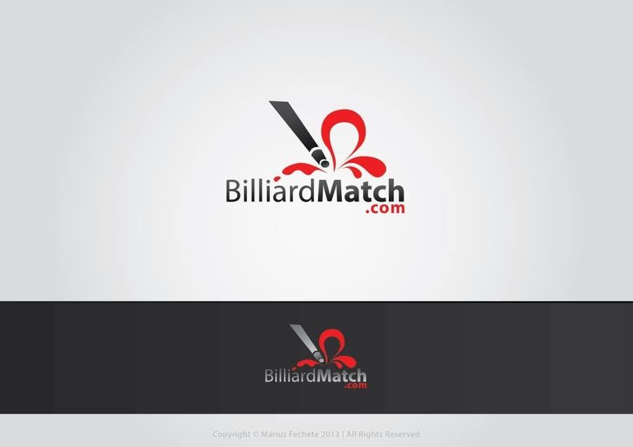 Bài tham dự cuộc thi #                                        24                                      cho                                         Design a Logo for a billiard tournament & score-keeping website.