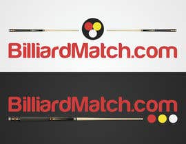 #17 para Design a Logo for a billiard tournament & score-keeping website. por markbyrne89