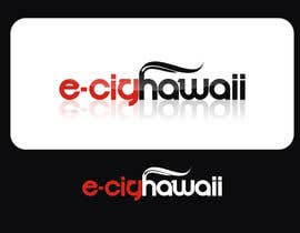 #1 for Design a Logo for E-CIG HAWAII af A1Designz