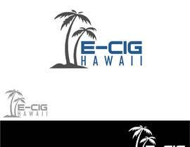 #20 for Design a Logo for E-CIG HAWAII af creativodezigns