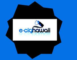 #6 for Design a Logo for E-CIG HAWAII af roshanran5