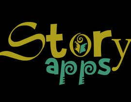 #52 untuk Design a Logo for storyapps - plus two variations of logo oleh cristinacroitoru