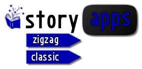 Penyertaan Peraduan #62 untuk Design a Logo for storyapps - plus two variations of logo
