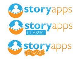 LucianCreative tarafından Design a Logo for storyapps - plus two variations of logo için no 51