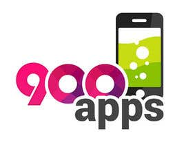 #17 untuk Logo design for 900apps.com mobile app business oleh geniedesignssl