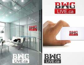 #100 for Design a Logo for bwglive.ca by jogiraj