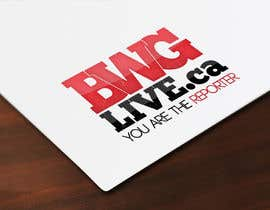 #90 for Design a Logo for bwglive.ca af faisal7262