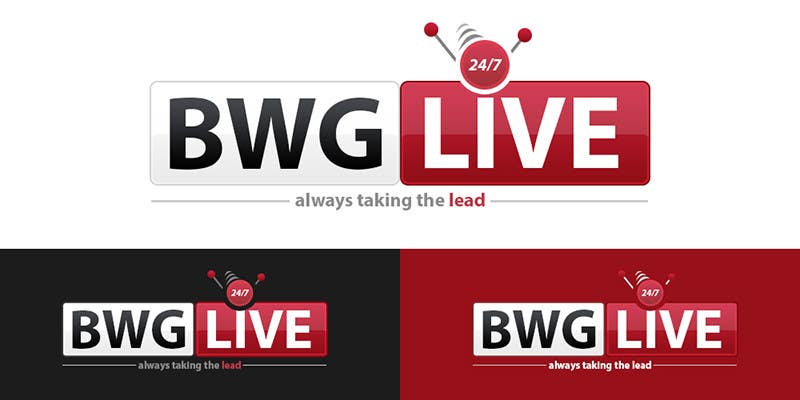 #87 for Design a Logo for bwglive.ca by geniedesignssl