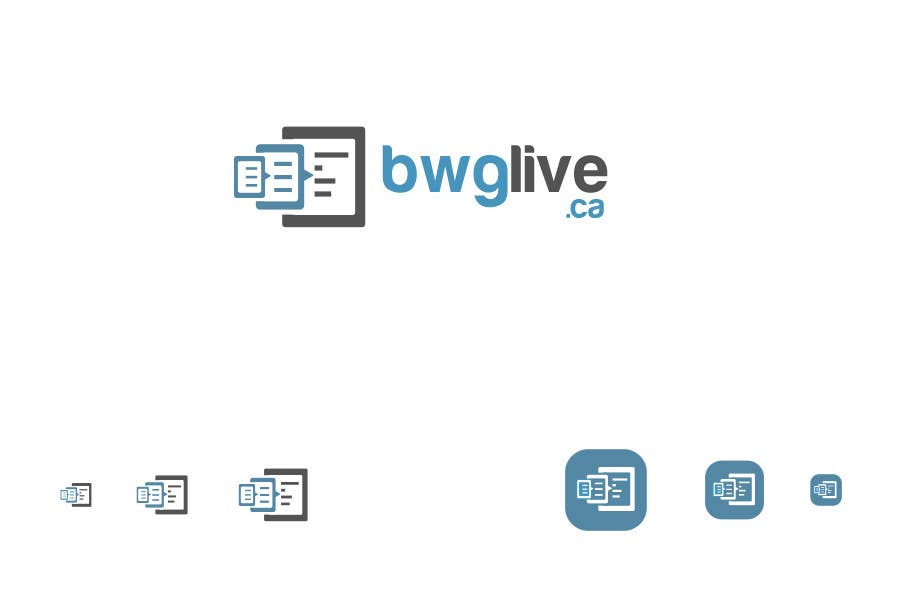 #83 for Design a Logo for bwglive.ca by commharm