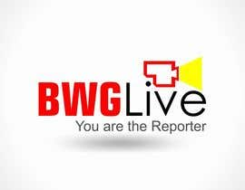 #71 for Design a Logo for bwglive.ca af jain034567