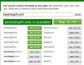 #65 for Domain name for website selling Toys and Games products by techny456