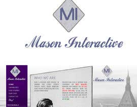 #67 for Design a Logo for Mason Interactive by StoneArch