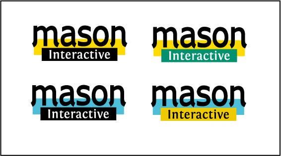 Bài tham dự cuộc thi #31 cho Design a Logo for Mason Interactive