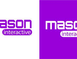 #56 for Design a Logo for Mason Interactive af mamunfaruk