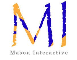 #68 for Design a Logo for Mason Interactive by khalidsrri