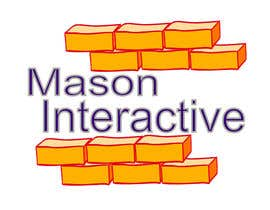 #75 para Design a Logo for Mason Interactive por Kkeroll