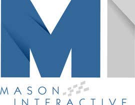 #76 para Design a Logo for Mason Interactive por chrisprotzmann