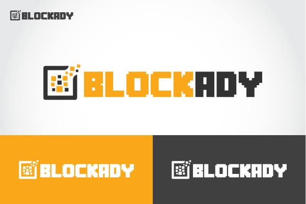 #403 for Design a Logo for Blockady by brandcre8tive