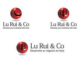 #273 para Logo Design for Lu Rui & Co por smarttaste