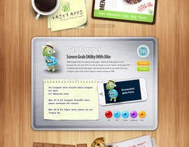 nº 11 pour Design a Website Mockup for Fun Mac Software site. par redundantdesigns