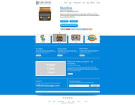 nº 6 pour Design a Website Mockup for Fun Mac Software site. par gravitygraphics7