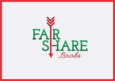 #94 for Design a Logo for FairShare Books by lographica