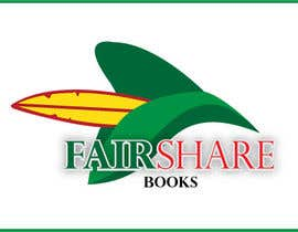 #95 para Design a Logo for FairShare Books por lographica