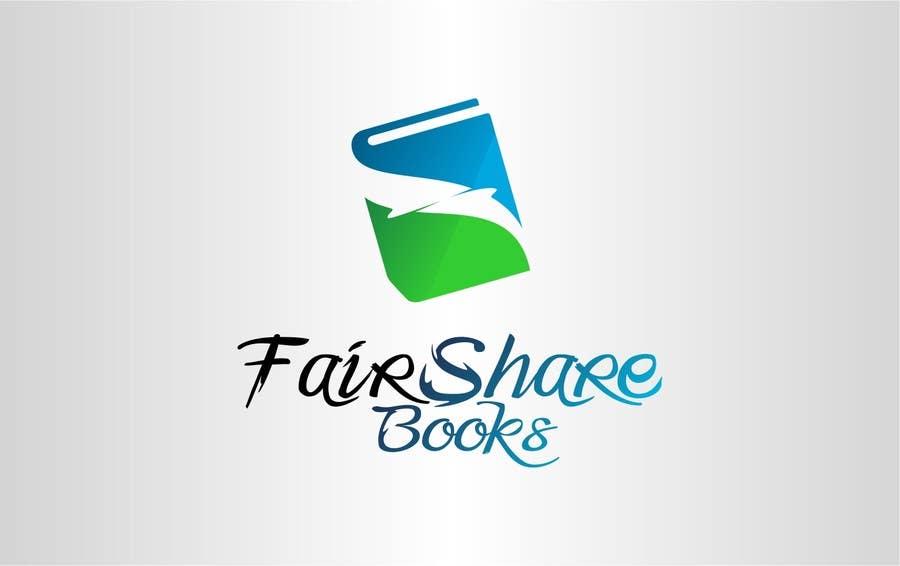 #59 for Design a Logo for FairShare Books by eremFM4v