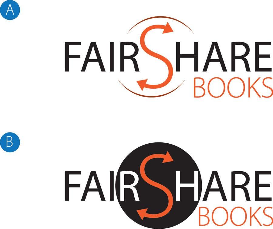 #27 for Design a Logo for FairShare Books by irvingguerrero